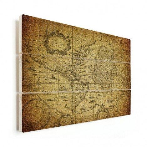 Illustratie hout
