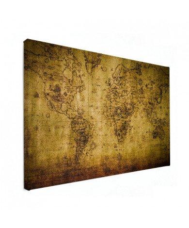 Historisch canvas