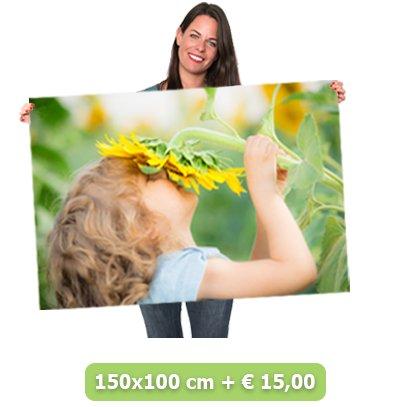 Foto op poster 150x100