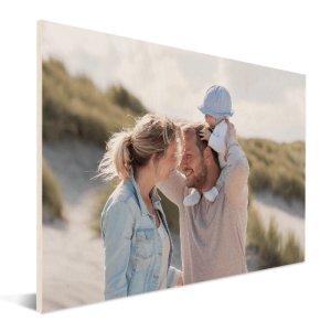 Foto op houtplaat