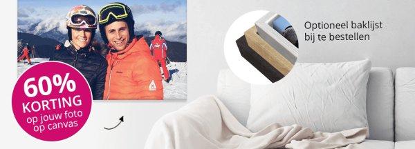 Wintersport actie header