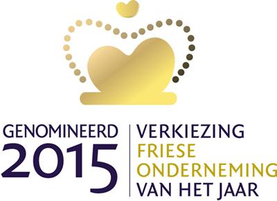 Genomineerd Friese onderneming