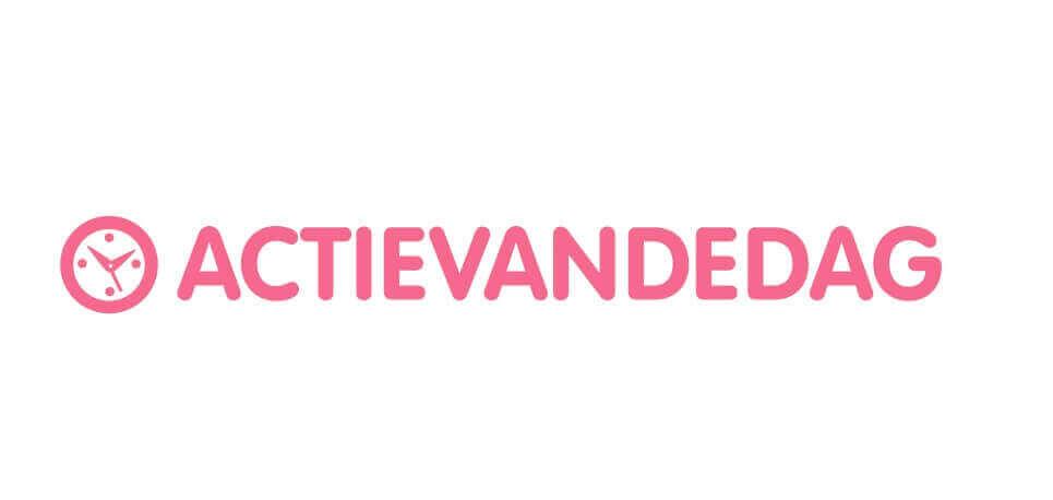 Actievandedag logo