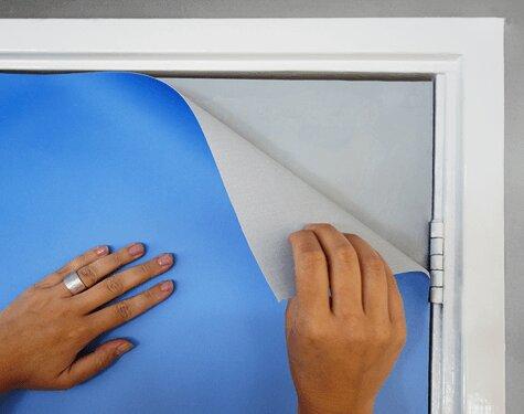 Plakservice deurposter