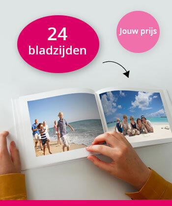 Fotoboek 24 bladzijden